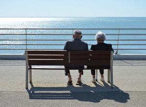 Couple Passion Love Elderly Person  - lecreusois / Pixabay