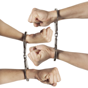 Hands Wrist Handcuffs Arrest Fist  - AlLes / Pixabay
